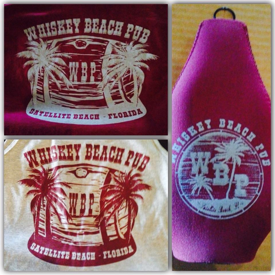 Whiskey_Beach_TShirts_Koozie